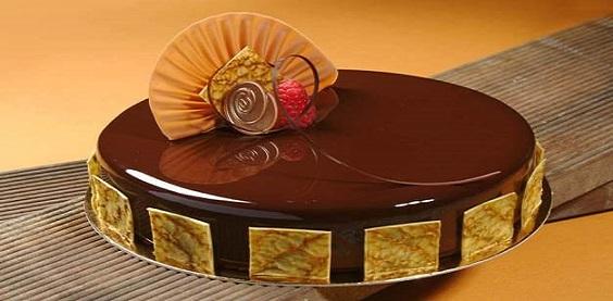 Fıstıklı Çikolatalı Pasta Tarifi