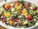 Klasik Yunan Salatası Tarifi